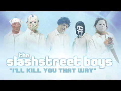 Slashstreet Boys a halloweenský popík