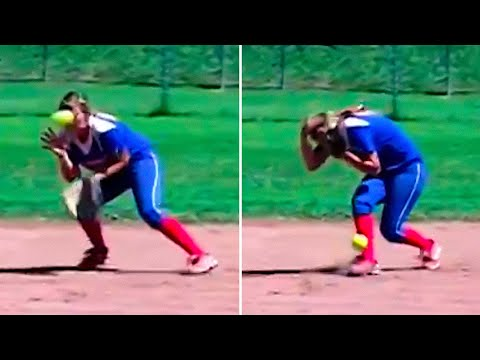 Top 20 Catch Fails – They Totally Dropped It