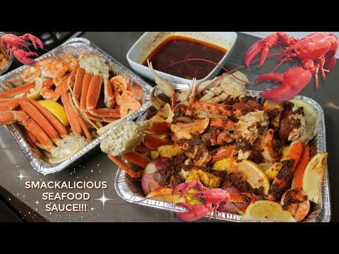 Smackalicious Seafood Boil Sauce Recipe (HIGHLY REQUESTED)