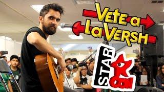Vete a la Versh en StarCon León