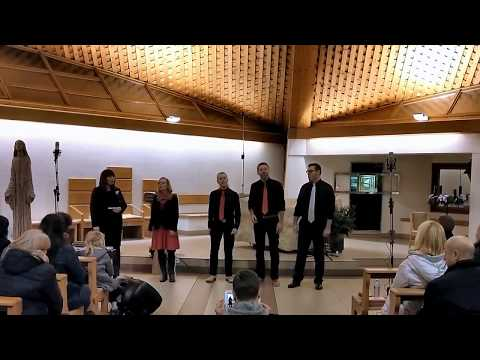 Choirizzo (a capella) - Choirizzo na vánočním koncertě Lucky Voice Band Praha