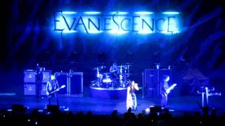 Evanescence / My Last Breath / 2012 Tour