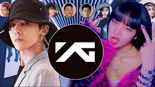 YG Entertainment Timeline - The Rise and Fall and Rise Again?