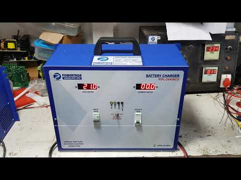 PIPL-1224-35BC / SELECTABLE FCBC BATTERY CHARGE