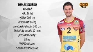 #2 Tomáš Kriško