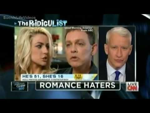 AC360 - The RidicuList: Doug Hutchinson & Courtney Stodden Haters #2