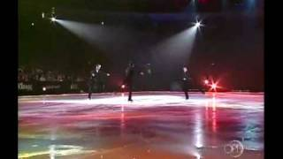 Sin tu Amor - Tribute on Ice - Mario Reyes & Andrea Bocelli