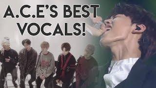 A.C.E are vocal aces!