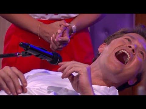Een pijnlijk einde van de show voor Beau… - RTL LATE NIGHT/ SUMMER NIGHT