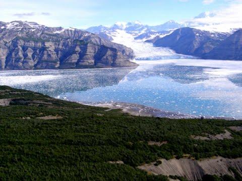 St. Elias Mountains & Glaciers - Research by Eva Enkelmann, UC profess
