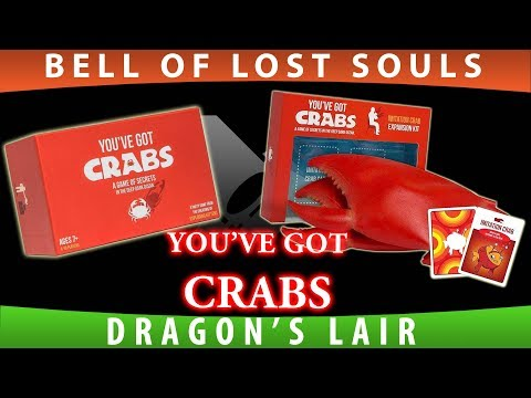 BoLS Tabletop Spotlight | You've Got Crabs