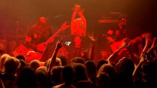 """Arch Enemy """"Bloodstained Cross"""" Live 10/1/11"""
