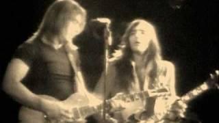 Who Do You Love? (1973 B&W) - Quicksilver Messenger Service