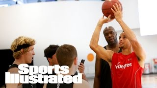 Stephen Curry Breaks Down the Fundamentals of Shooting | Sports Illustrated