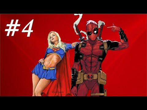LeV   CZ&SK   Deadpool   #4   Nemám rád Sentinela ... mno i když ...   4K