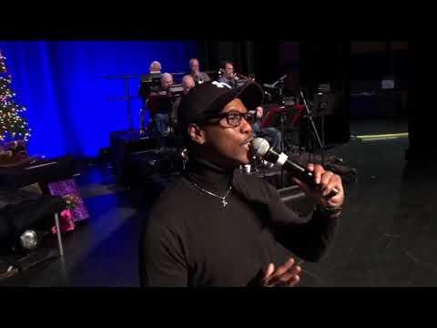 Sammy Davis, Jr. (Rehearsal)