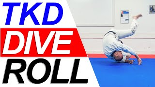 Dive Roll / Break Fall Tutorial
