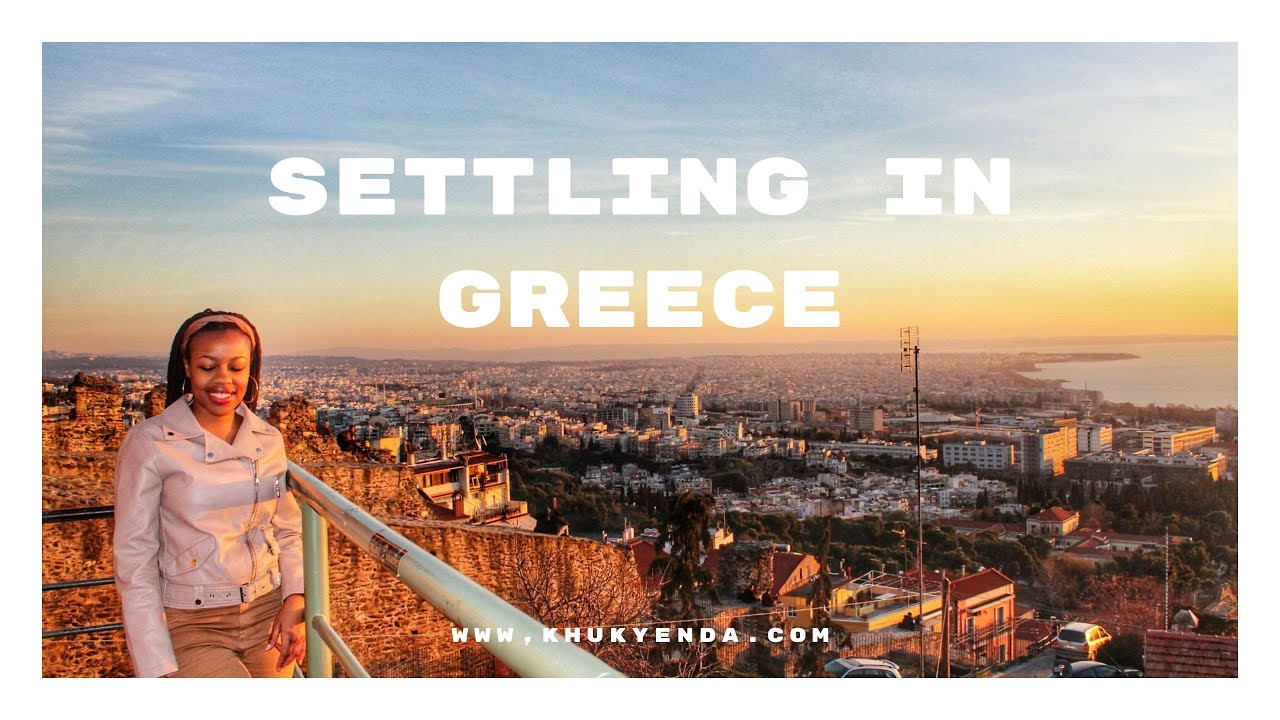 Settling in Greece | I moved house 4 times in 4 months!