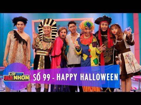 Lớp Học Vui Nhộn 99  - Happy Halloween