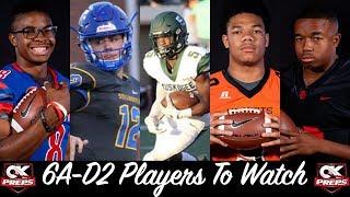6A D2 Playoffs Players To Watch