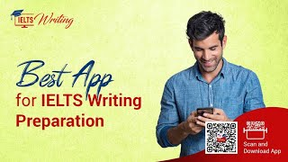 Learn with Best App for IELTS Writing Academic & General
