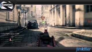 Cross the Line | A MW3 Frag Movie - Team4Not by Revengex