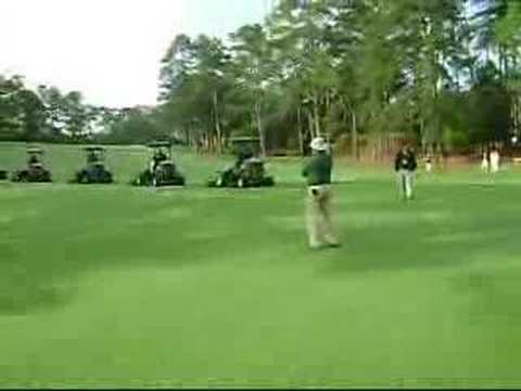 How they mow the fairways at The Masters Augusta National