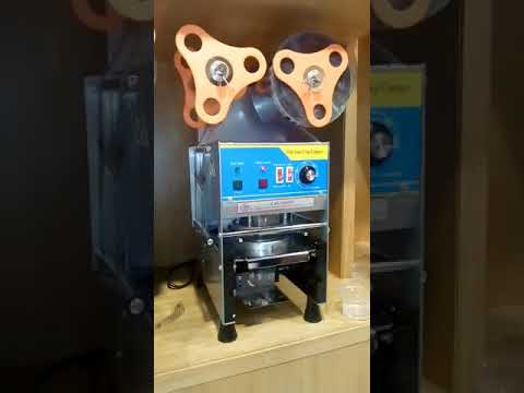 Fully Cup Sealing Machine