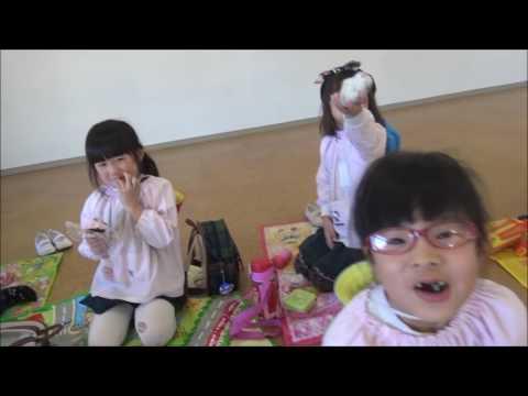 笠間 友部 ともべ幼稚園 子育て情報「最後のおにぎりお弁当(年長)」