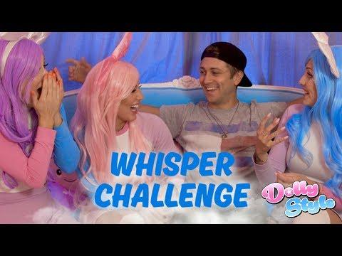 VAD SÄGER VI?! –Whisper Challenge ft. Vlad