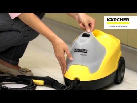 Limpiador de Vapor SC 2.500 C / Home & Garden