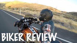 Speed & Strength Soul Shaker Denim Motorcycle Vest Review-Biker