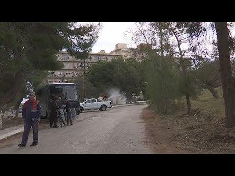 Μέτρα προστασίας στη δομή που φιλοξενεί πρόσφυγες και μετανάστες στο Κρανίδι