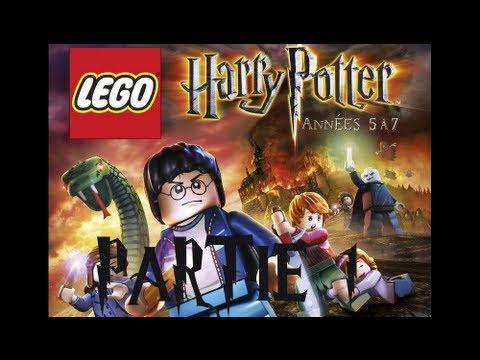 Vidéo LEGO Jeux vidéo PCLHP57 : Lego Harry Potter : Années 5 à 7 PC