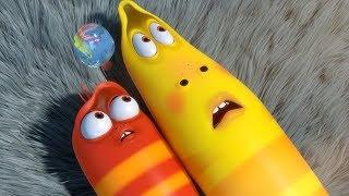 LARVA - RAIN DROP | Cartoon Movie | Cartoons For Children | Larva Cartoon | LARVA Official