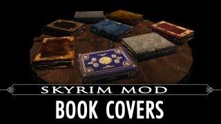 Skyrim Mod Feature: Book Covers Skyrim