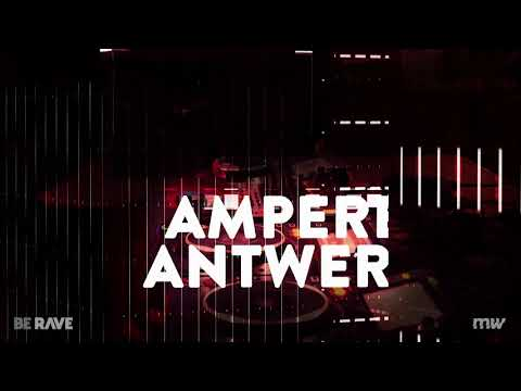 Teaser for Be Rave on Tour - Speedy J at Ampere