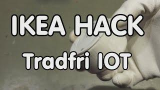 #140 IKEA Tradfri IOT Smart Lighting System Hack