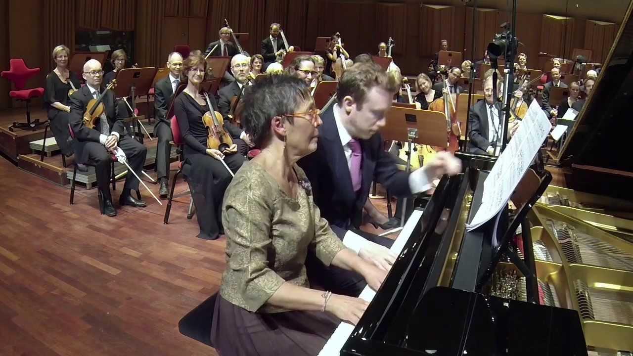 Harding con Lieder de Berg y Schubert