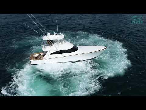 Viking 58 Convertible video