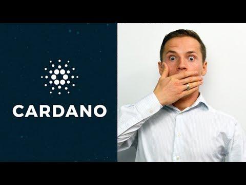 Обзор Cardano - Инвестировать в Криптовалюту ADA (видео)