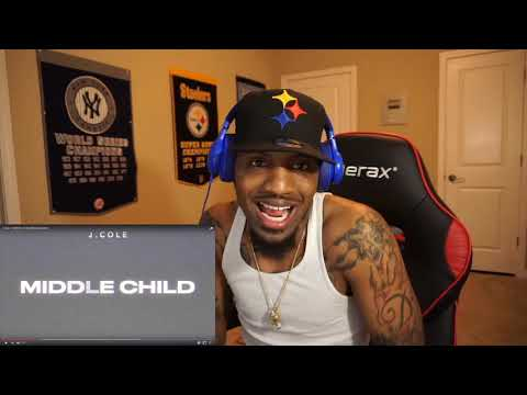 J. Cole got his hitlist ready!!! | J. Cole - Middle Child (Official Audio) | REACTION