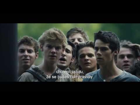 Labyrint Útěk The Maze Runner - oficiální český trailer,