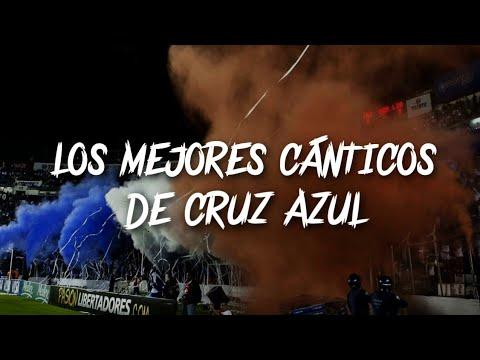 """""""Los Mejores Cánticos de Cruz Azul • La Sangre Azul"""" Barra: La Sangre Azul • Club: Cruz Azul"""