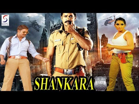 Shankara - South Indian Super Dubbed Action Film - Latest HD Movie 2018
