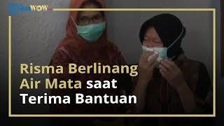 Tangis Haru Tri Rismaharini Pecah saat Pemkot Surabaya Menerima Bantuan Alat Kesehatan dari BIN