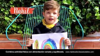 Tosta Rica TostaRica #CadaDibujoSuma05 anuncio