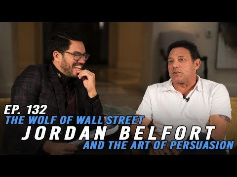 BELFORT WAS A REAL WOLF. HE KNOWS NOTHING BLESS IN THE BUSINESS