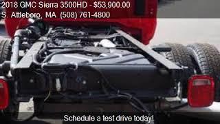 2018 GMC Sierra 3500HD  for sale in S. Attleboro, MA 02703 a