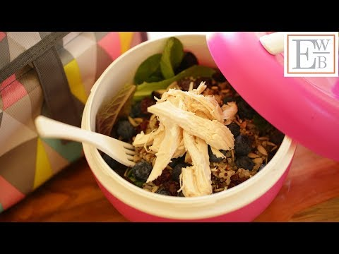 Beth's Back-to-School Lunch Bowl Recipes